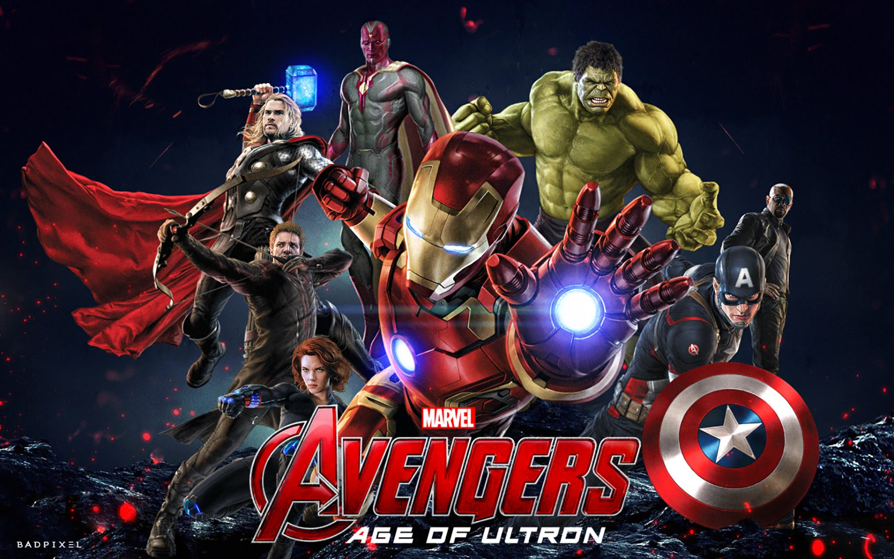 avengers: age of ultron (2015) full movie hd |